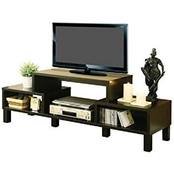 "Hokku Designs Parke 60"" Tv Stand: Amazon.co.uk: Kitchen & Home Within Well Liked Hokku Tv Stands (Gallery 12 of 20)"
