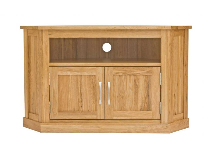 Honey Oak Tv Stands Throughout Latest Oak Tv Stand Walmart Solid Wood Stands For Flat Screens Light (View 13 of 20)