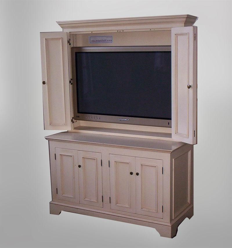 Hutch Furniture Throughout Most Up To Date Tv Hutch Cabinets (View 4 of 20)