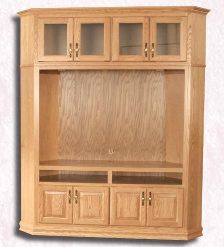 Ideas For The House Intended For Corner Tv Cabinets With Hutch (View 16 of 20)