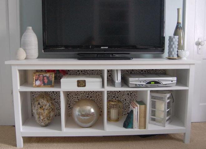 Ikea, Ikea Hack, Hemnes In 2018 Ikea Tv Console Tables (View 8 of 20)