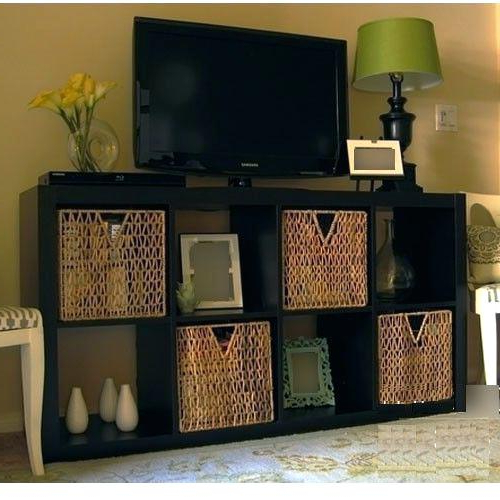 Ikea Tv Stand With Storage – Dpart Inside Favorite Tv Stands With Baskets (View 8 of 20)
