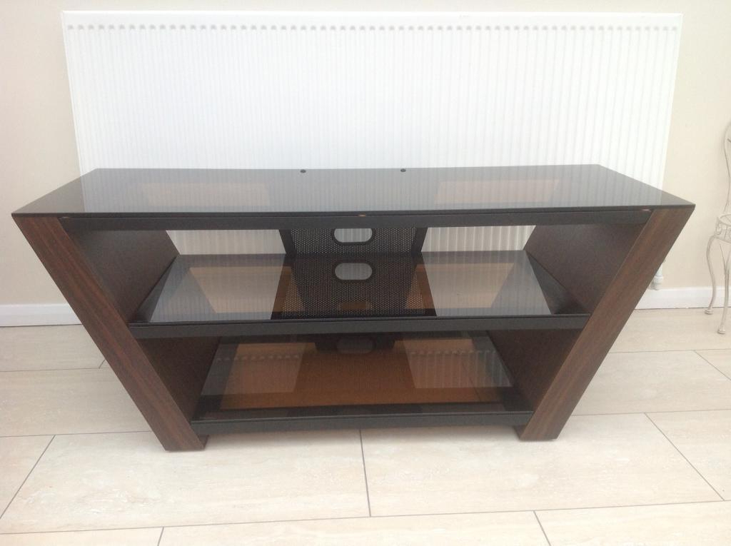 In Christchurch, Dorset Intended For Smoked Glass Tv Stands (View 8 of 20)