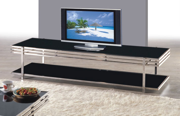 Joy Furniture :: Ct8001 Long Tv Stand (Gallery 19 of 20)