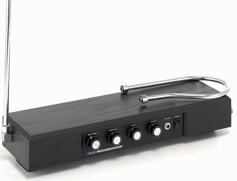Kilian Black 49 Inch Tv Stands Within Most Recently Released Moog Etherwave Theremin Black – Thomann Uk (View 4 of 20)