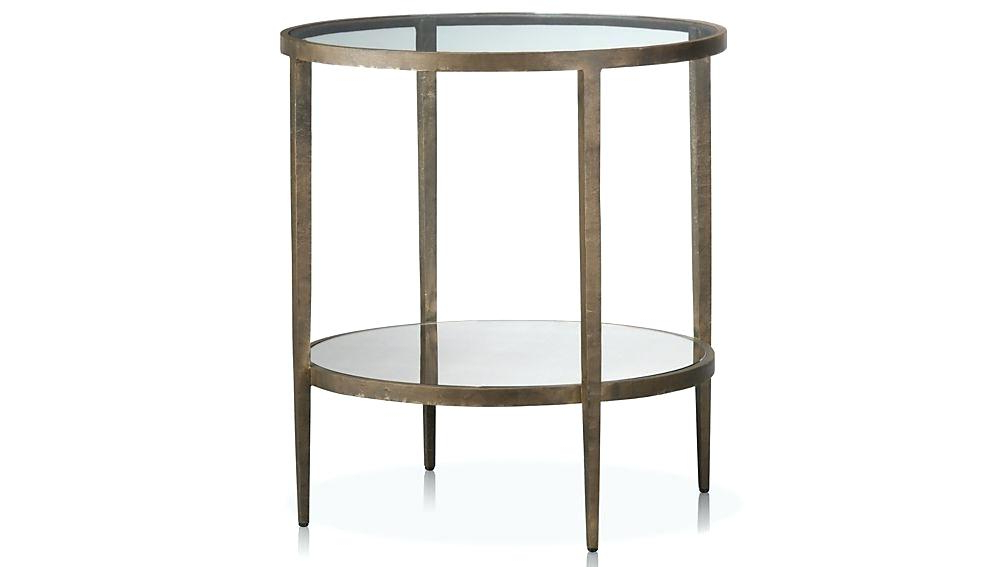 Kyra Console Tables In Most Current Barrel Side Table Costco – Tarotmystic (View 7 of 20)