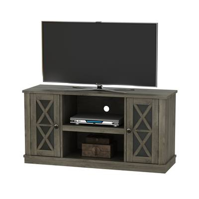 "Langley Street Lauren Tv Stand For Tvs Up To 60"" & Reviews (Gallery 4 of 20)"