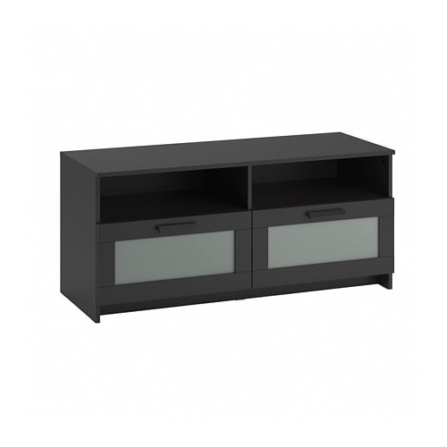 Large Black Tv Unit Intended For Popular Brimnes Tv Unit – Black – Ikea (Gallery 10 of 20)