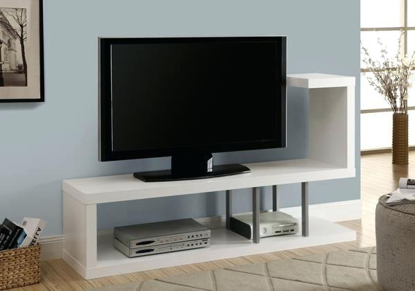 Large White Tv Stands With Most Current White Tv Stand Furniture Fantastic Modern Fireplace Value City Best (View 10 of 20)