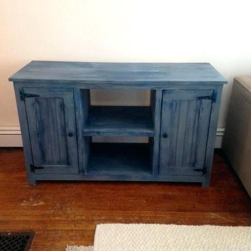 Latest Blue Tv Stand Blue Stand Blue Stand Baby Blue Stand Blue Stand Blue Within Blue Tv Stands (Gallery 9 of 20)