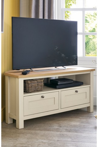Latest Buy Malvern Corner Tv Stand From The Next Uk Online Shop Throughout Cream Corner Tv Stands (Gallery 12 of 20)