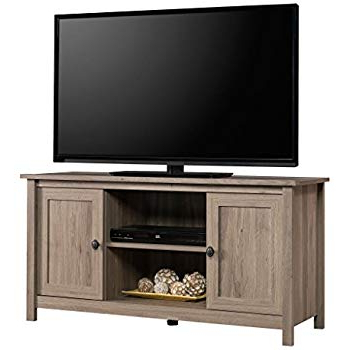 Latest Casey Grey 54 Inch Tv Stands Within Amazon: Ameriwood Home 1739096 Mercer Tv Console With (View 11 of 20)