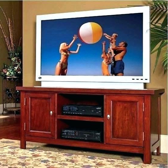Latest Cherry Tv Stands Television Stand For Flat Screens Small With Regard To Cherry Tv Stands (Gallery 18 of 20)