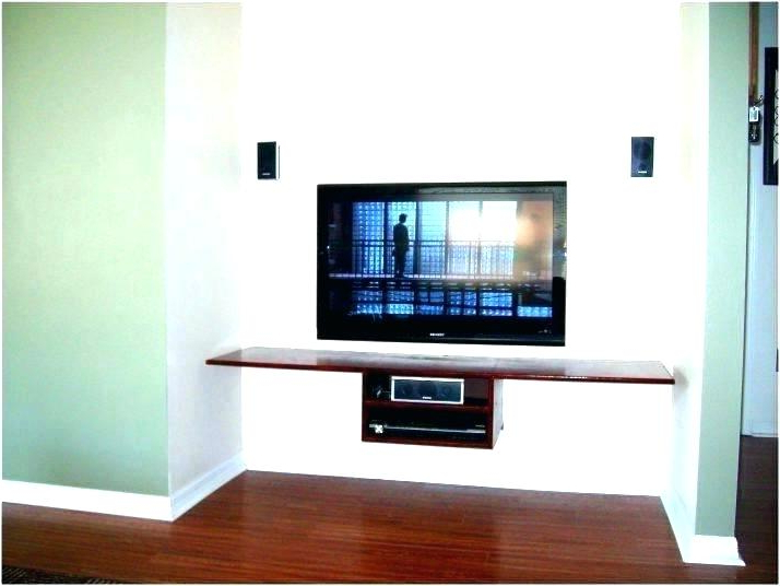 Latest Console Under Wall Mounted Tv Martin Furniture Ascend Wall Mounted Inside Console Tables Under Wall Mounted Tv (Gallery 10 of 20)