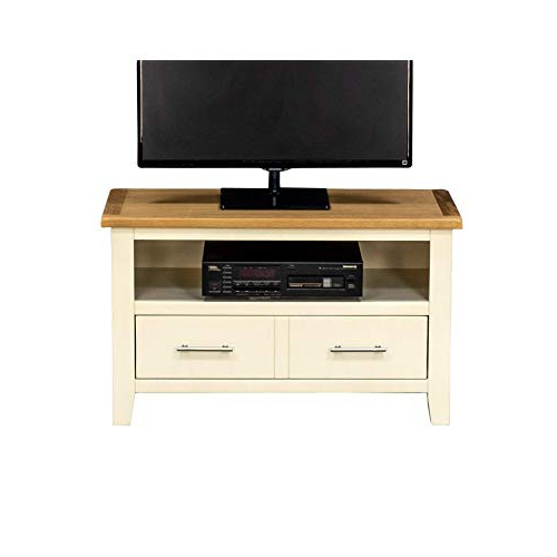 Latest Cream Tv Cabinets With Regard To Cream Tv Cabinets: Amazon.co (View 13 of 20)