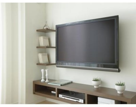 Latest How To Wire A Wall Mounted Flat Screen (Gallery 17 of 20)
