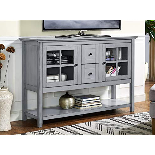 Latest Media Console: Amazon With Mikelson Media Console Tables (View 5 of 20)