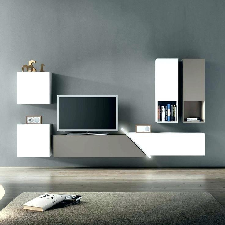 Latest Modern Design Tv Cabinets Pertaining To Wall Tv Units Captivating Modern Living Room Wall Units And Best (View 5 of 20)