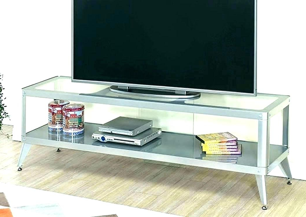 Latest Silver Corner Tv Stands Intended For Silver Tv Stands Replacement Shelf Shelf Tall Silver Tv Stands (View 9 of 20)