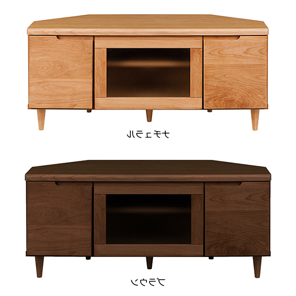 Latest Solid Wood Corner Tv Cabinets Pertaining To Atom Style: Tv Stand Corner Lowboard High Type Nordic Completed (Gallery 8 of 20)