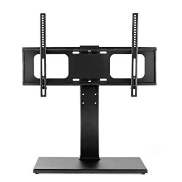 Latest Swivel Tv Riser Intended For Rfiver Tavr Universal Pedestal Tv Bracket/tabletop Tv Stands/tv (View 7 of 20)