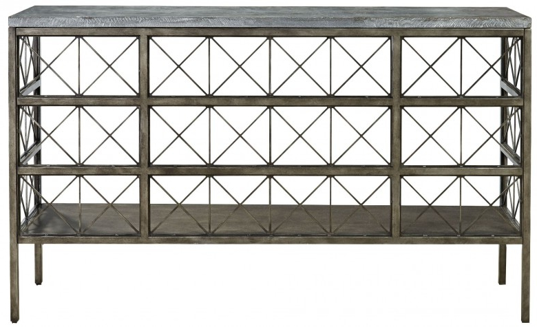 Latest Universal Sojourn Bluestone Console Table – Sojourn Collection: 1 For Bluestone Console Tables (View 16 of 20)