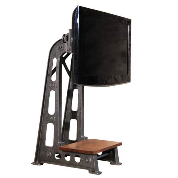 Latest Vintage Industrial Tv Stand – Get Back, Inc. With Vintage Industrial Tv Stands (Gallery 20 of 20)