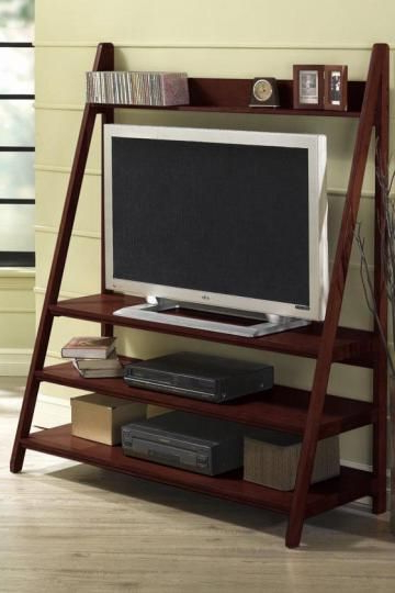 """Latest Wide Screen Tv Stands Regarding Torrence 64""""h Wide Screen Tv Stand (View 7 of 20)"""
