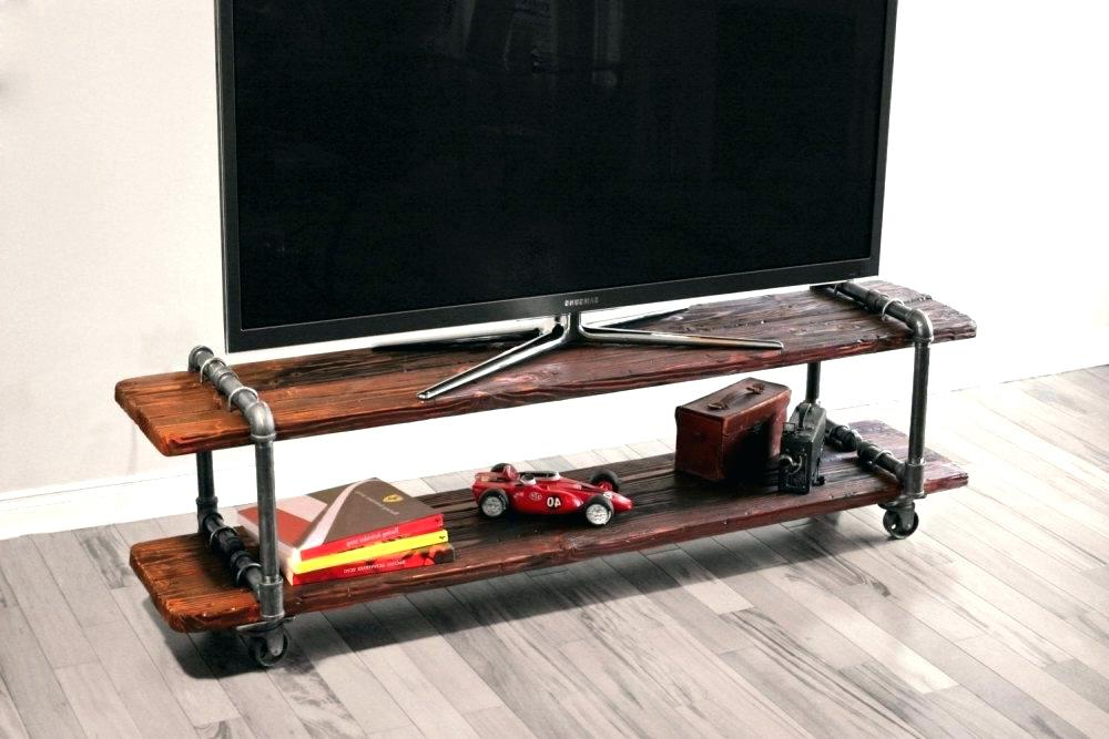 Latest Wrought Iron Tv Stand Attractive Stands Glass And With Wood – Yourlegacy In Cast Iron Tv Stands (View 9 of 20)