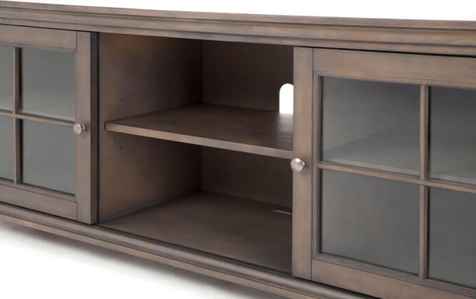 Lauderdale 74 Inch Tv Stands With Trendy Tv Stands (View 11 of 20)
