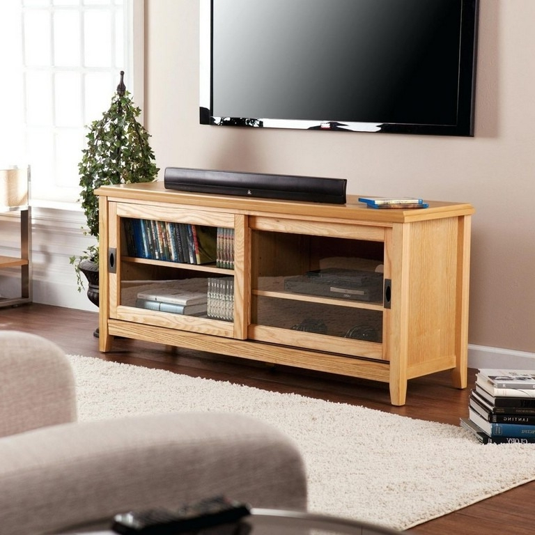 Featured Photo of Light Colored Tv Stands