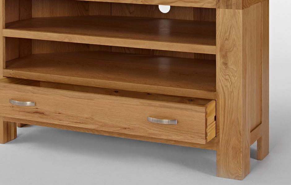 Featured Photo of Santana Oak Tv Furniture