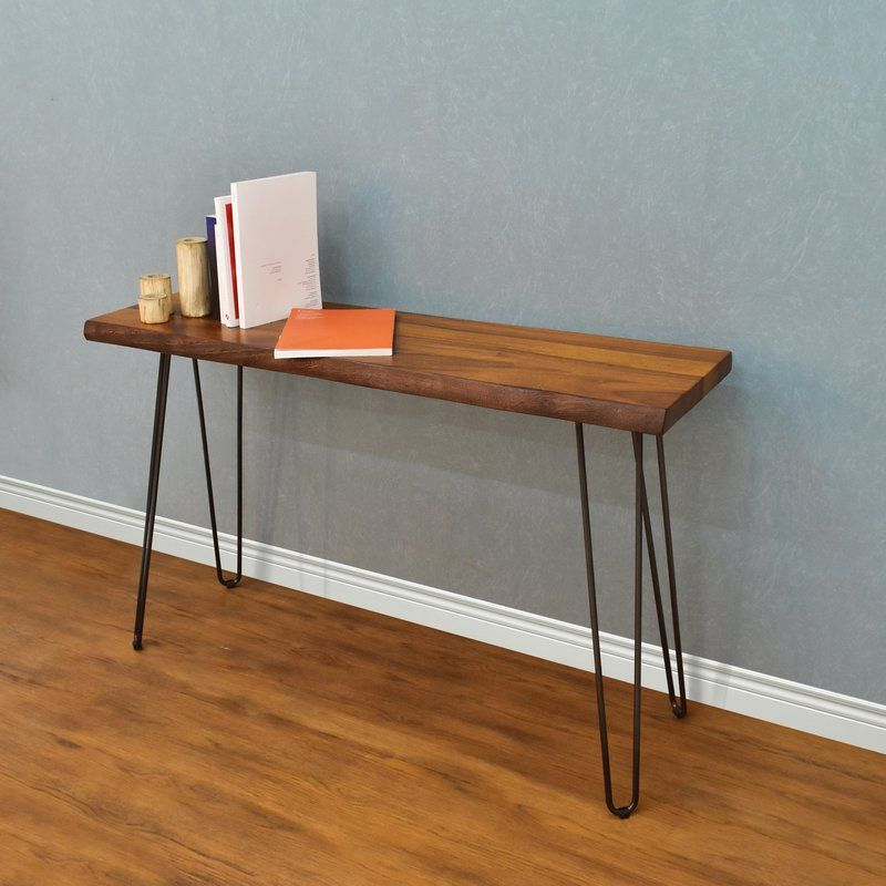Lindauer Live Edge Console Table (View 8 of 20)