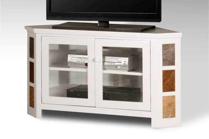 Living: Best Corner Tv Stand Ikea For Your Living Room Decor With Regard To 2017 Corner Tv Cabinets With Glass Doors (Gallery 14 of 20)