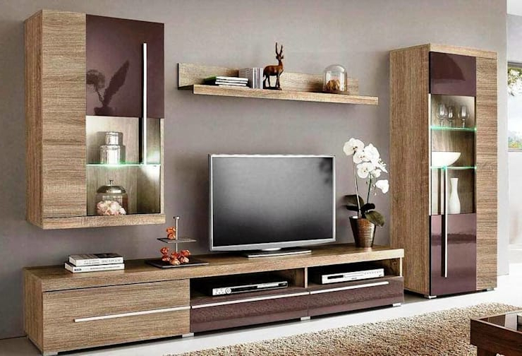 Living Room Tv Cabinets Inside Most Popular 9 Modern Tv Units In Your Living Room (Gallery 1 of 20)