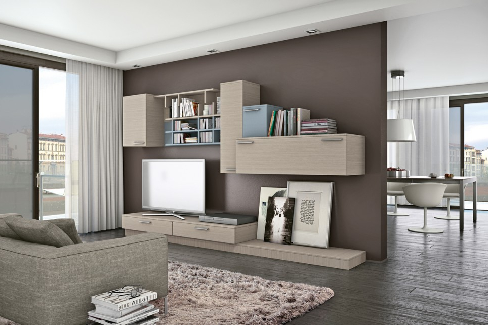 Living Room Tv Cabinets Pertaining To Well Known Living Room Bookshelves Tv Cabinets 4 With Living Room Furniture (Gallery 7 of 20)