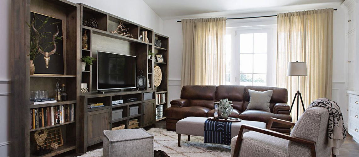 Living Spaces For Vista 60 Inch Tv Stands (Gallery 5 of 20)