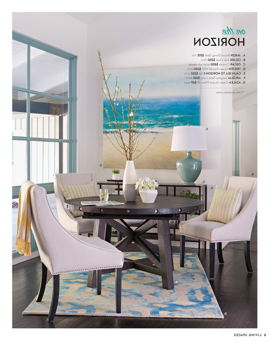 Living Spaces – Product Catalog – Summer 2016 – Otb Oscar 60 Inch With Well Known Oscar 60 Inch Console Tables (View 5 of 20)