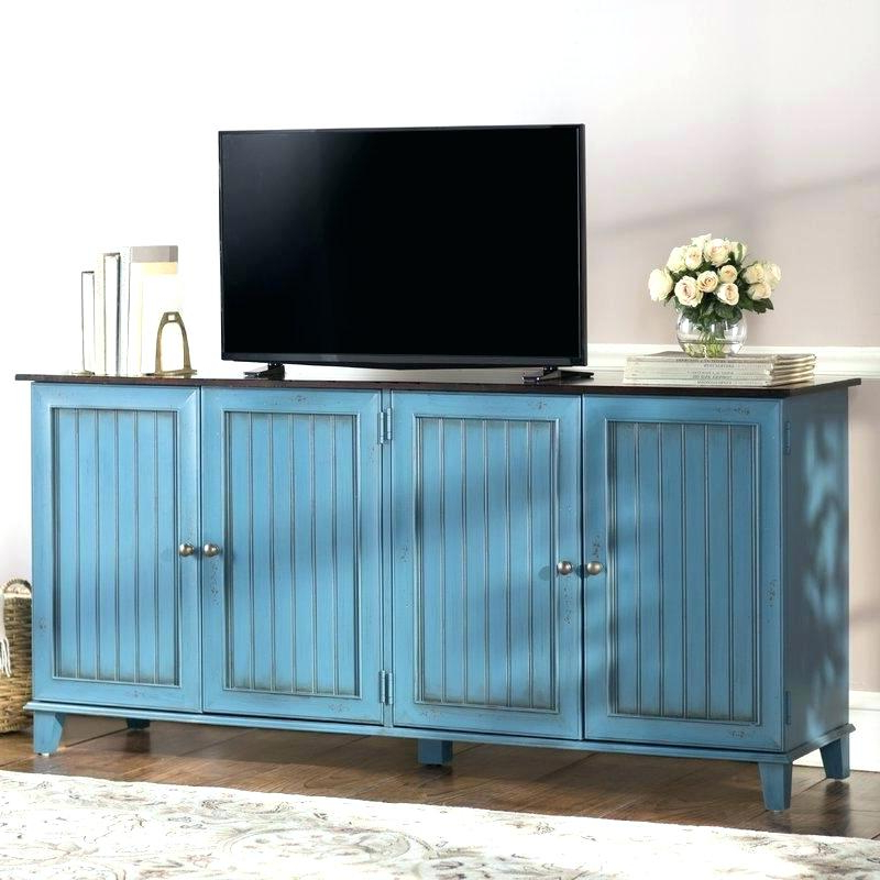Lockable Tv Stands Throughout Well Liked Blue Tv Stand Blue Stand Amazon Martin Home Furnishings Eclectic (Gallery 9 of 20)