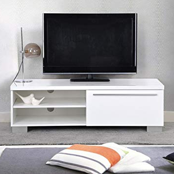 Long Tv Stands Within Most Recently Released Amazon: Tv Stand Furniturer Tv Cabinet Modren Design Multi (View 13 of 20)