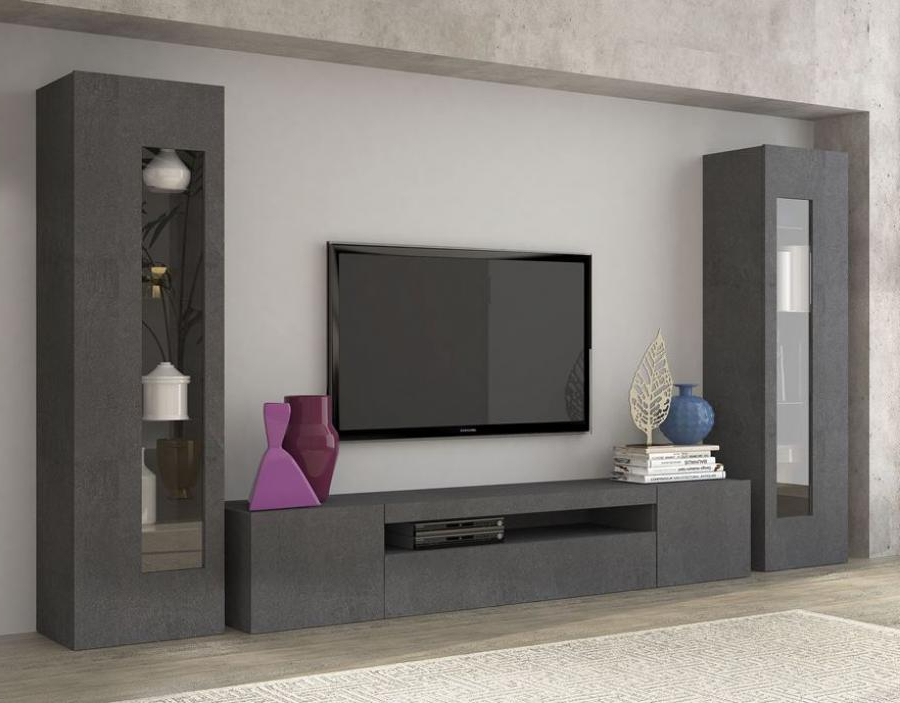 Long Tv Units Lounge (Gallery 8 of 20)