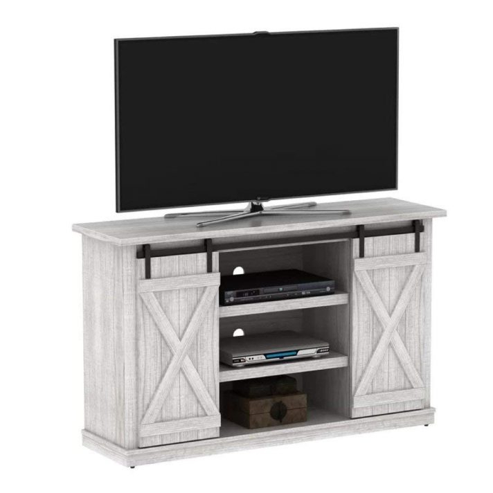 "Loon Peak Bluestone Tv Stand Amazing Sunbury 70"" With Optional Intended For Most Current Ovid White Tv Stands (View 8 of 20)"