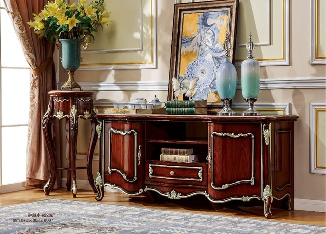 Luxury Tv Stands Pertaining To Popular Luxury Tv Cabinet ,tv Stand For Living Room From Foshan Furniture (Gallery 5 of 20)