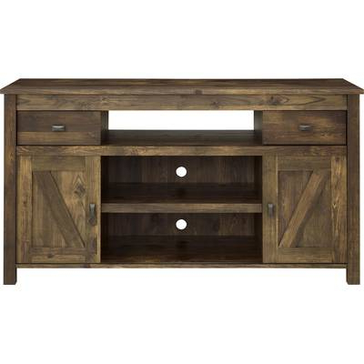 "Maddy 50 Inch Tv Stands Throughout Widely Used Orviston Corner Tv Stand For Tvs Up To 60"" & Reviews (View 20 of 20)"