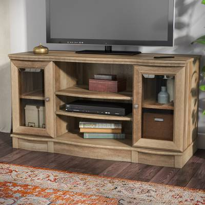 "Maddy 60 Inch Tv Stands Pertaining To Most Popular Orviston Corner Tv Stand For Tvs Up To 60"" & Reviews (View 5 of 20)"