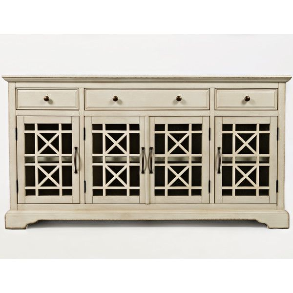 Maddy 70 Inch Tv Stands With Regard To Recent Features:  Craftsman Collection.  4 Doors (View 12 of 20)
