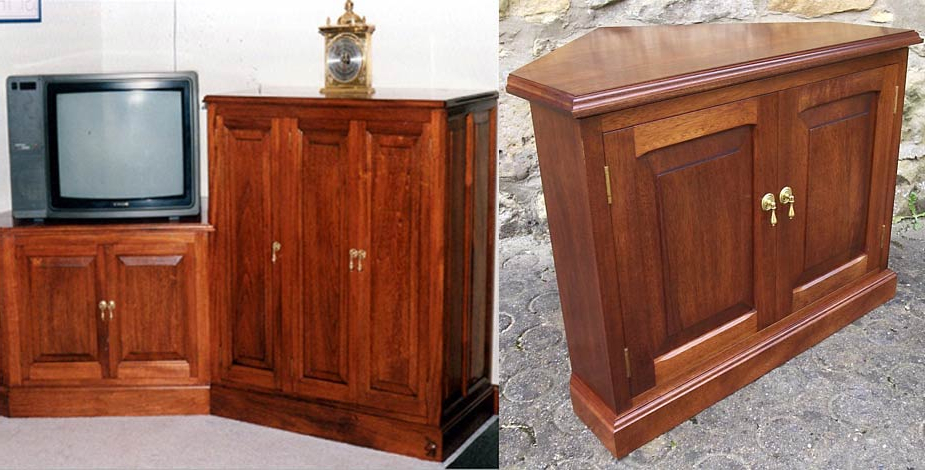 Mahogany Tv Cabinets In Well Liked Mahogany Tv Stand Corner – Corner Designs (View 7 of 20)