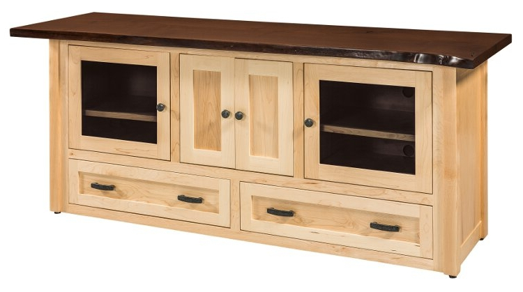 Maple Tv Cabinets In 2018 Why Maple Tv Stand Is One Of The Best Options You Should Consider (View 9 of 20)