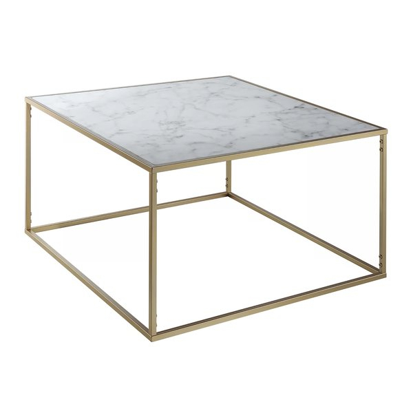 Marble/granite Top Coffee Tables You'll Love (View 14 of 20)