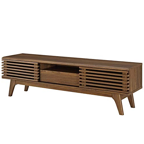 Media Console: Amazon Intended For Most Recent Mikelson Media Console Tables (View 7 of 20)